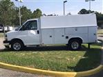 2019 Chevrolet Express 3500 RWD, Reading Aluminum CSV Service Utility Van #CN93462 - photo 6