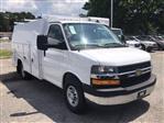 2019 Chevrolet Express 3500 RWD, Reading Aluminum CSV Service Utility Van #CN93462 - photo 8