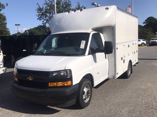 2019 Chevrolet Express 3500 RWD, Supreme Spartan Service Utility Van #CN94522 - photo 4