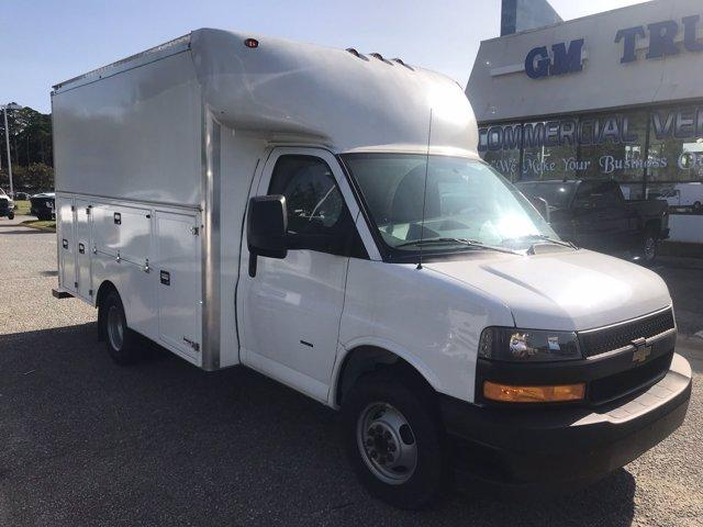 2019 Chevrolet Express 3500 RWD, Supreme Spartan Service Utility Van #CN94522 - photo 8
