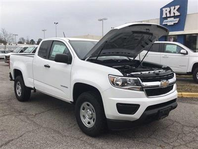 2019 Colorado Extended Cab 4x2,  Pickup #CN97383 - photo 35