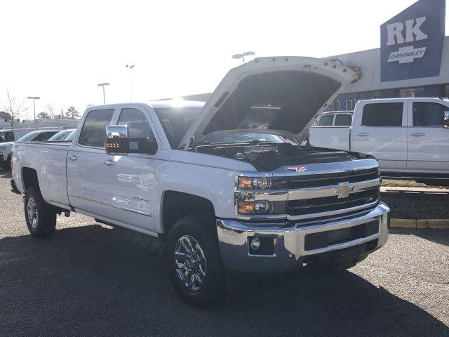 2019 Silverado 2500 Crew Cab 4x4,  Pickup #CN97537 - photo 45