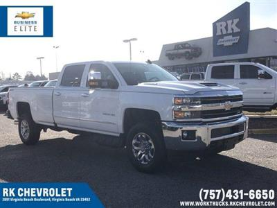 2019 Silverado 2500 Crew Cab 4x4,  Pickup #CN97537 - photo 1
