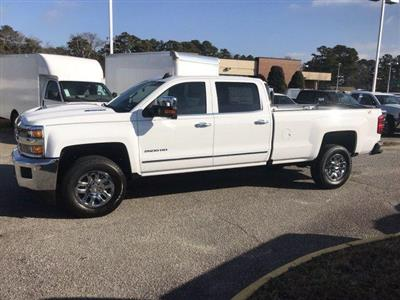 2019 Silverado 2500 Crew Cab 4x4,  Pickup #CN97537 - photo 5