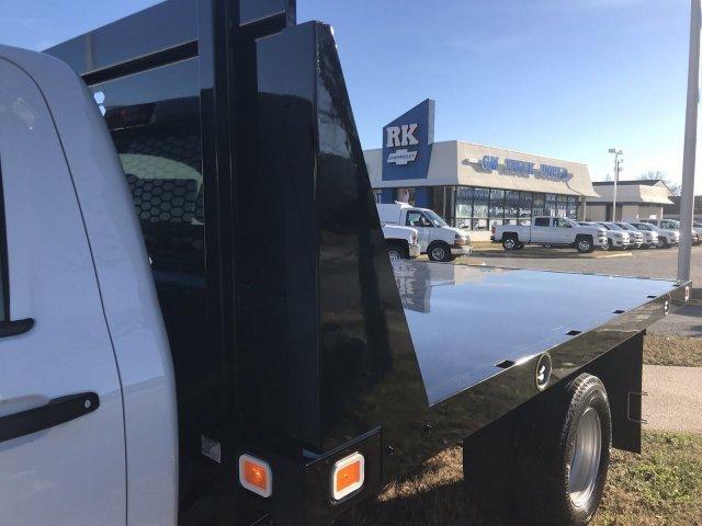 2019 Silverado 3500 Regular Cab DRW 4x4,  Knapheide Value-Master X Platform Body #CN97544 - photo 14