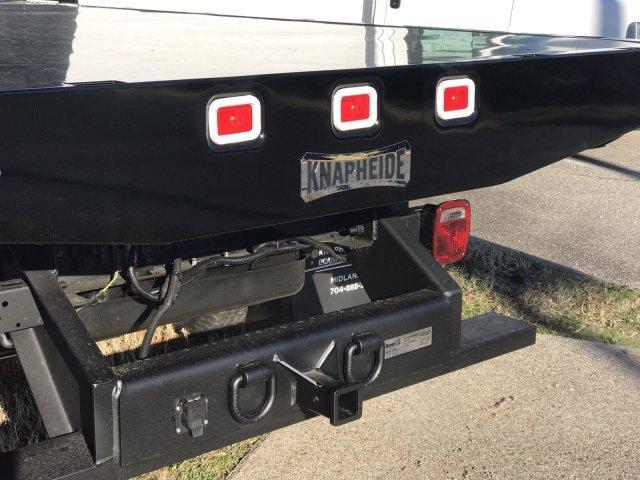 2019 Silverado 3500 Regular Cab DRW 4x4,  Knapheide Value-Master X Platform Body #CN97544 - photo 15