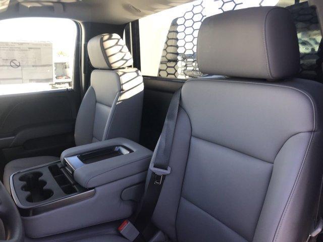 2019 Silverado 3500 Regular Cab DRW 4x4,  Knapheide Value-Master X Platform Body #CN97544 - photo 22