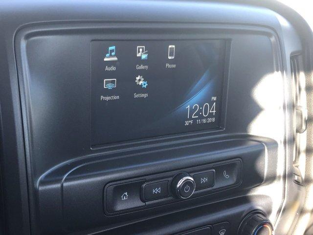 2019 Silverado 3500 Regular Cab DRW 4x4,  Knapheide Value-Master X Platform Body #CN97544 - photo 29