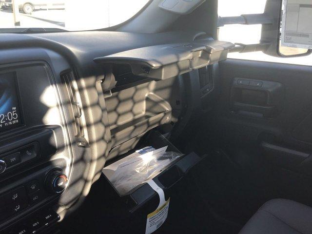 2019 Silverado 3500 Regular Cab DRW 4x4,  Knapheide Value-Master X Platform Body #CN97544 - photo 34