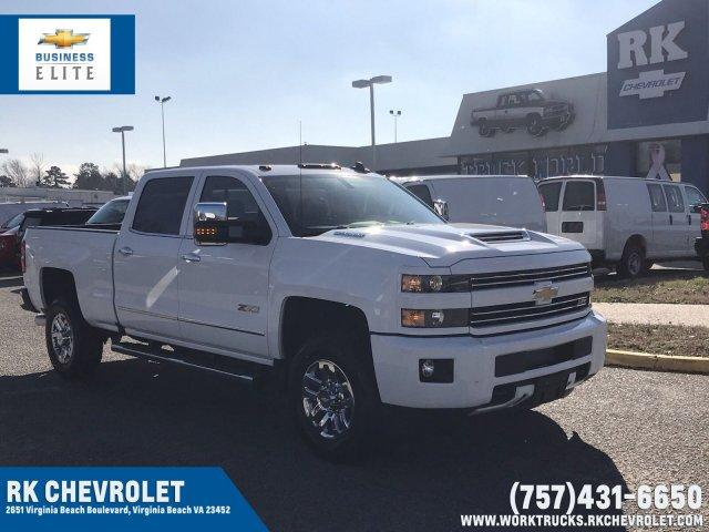 2019 Silverado 3500 Crew Cab 4x4,  Pickup #CN97552 - photo 1
