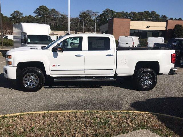2019 Silverado 3500 Crew Cab 4x4,  Pickup #CN97552 - photo 5