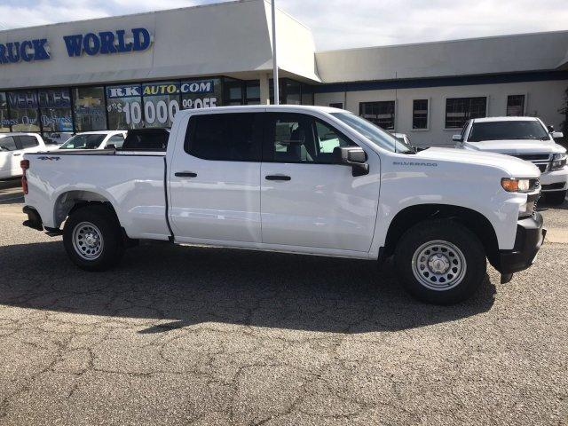 2019 Silverado 1500 Crew Cab 4x4,  Pickup #CN97802 - photo 8
