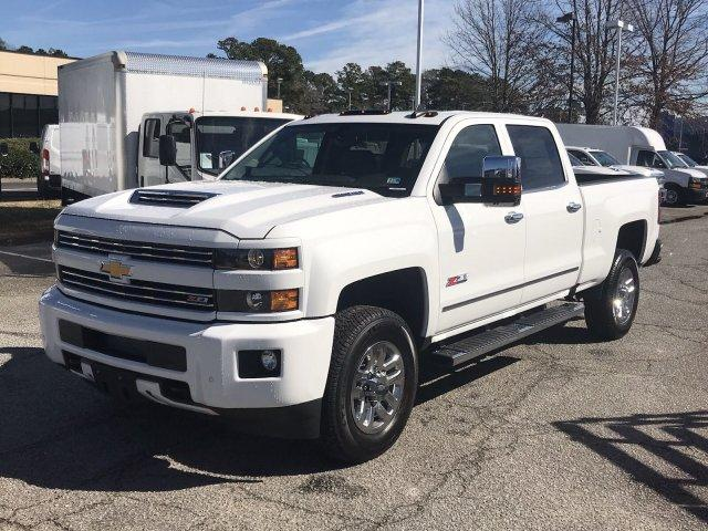 2019 Silverado 3500 Crew Cab 4x4,  Pickup #CN97830 - photo 4