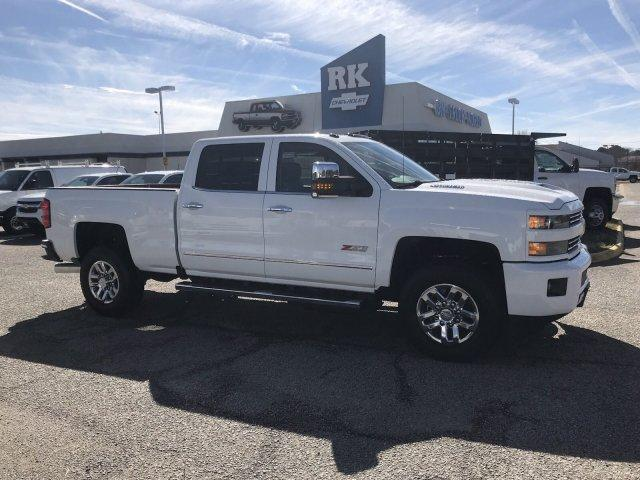 2019 Silverado 3500 Crew Cab 4x4,  Pickup #CN97830 - photo 8