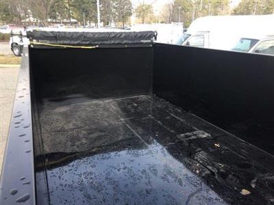 2019 LCF 5500XD Crew Cab 4x2,  Mason Dump Body Landscape Dump #CN97922 - photo 16