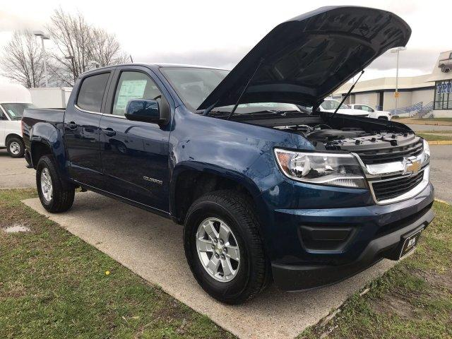 2019 Colorado Crew Cab 4x2,  Pickup #CN98118 - photo 37