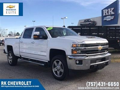 2019 Silverado 2500 Crew Cab 4x4,  Pickup #CN98148 - photo 1