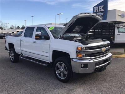 2019 Silverado 2500 Crew Cab 4x4,  Pickup #CN98148 - photo 55