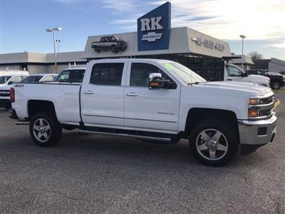 2019 Silverado 2500 Crew Cab 4x4,  Pickup #CN98148 - photo 8