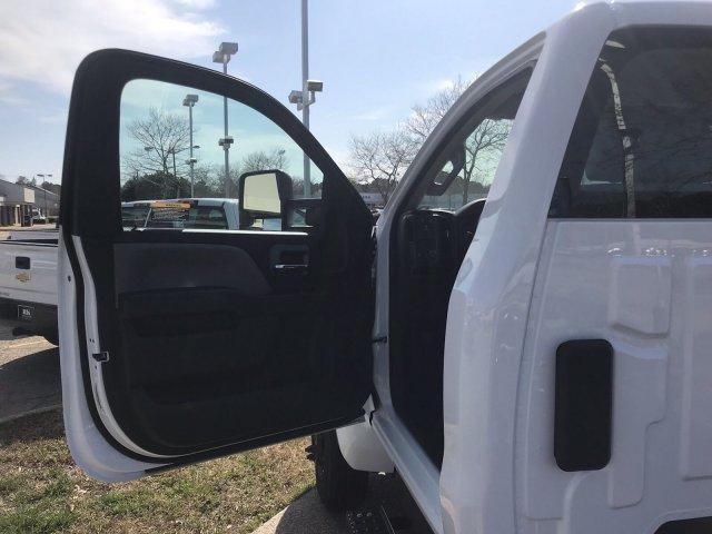 2019 Silverado Medium Duty 4x2,  Cab Chassis #CN98170 - photo 17