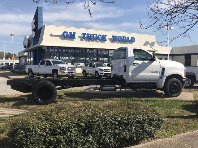 2019 Silverado Medium Duty DRW 4x2,  Cab Chassis #CN98170 - photo 8
