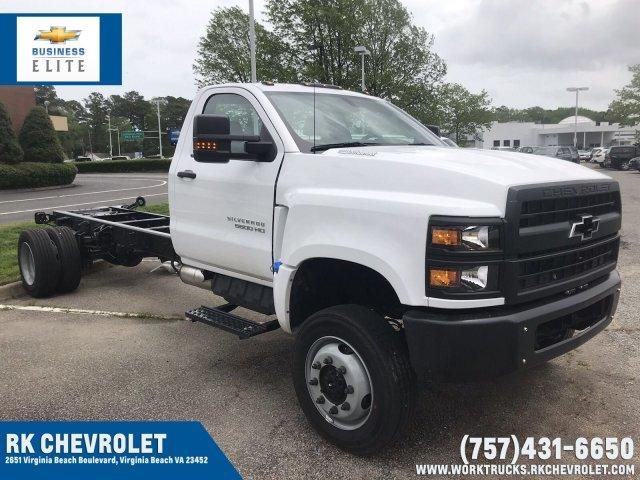 2019 Silverado Medium Duty 4x4,  Cab Chassis #CN98381 - photo 1