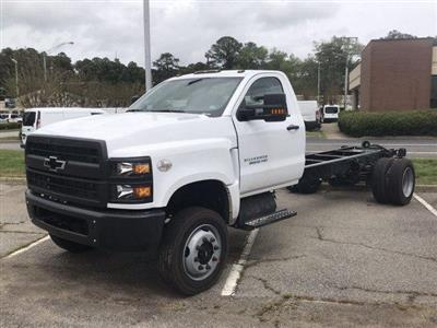 2019 Silverado Medium Duty 4x4,  Cab Chassis #CN98381 - photo 4