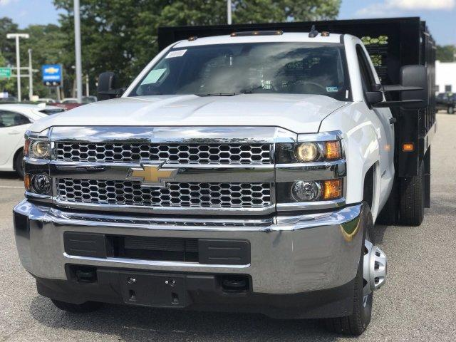 2019 Silverado 3500 Regular Cab DRW 4x2,  Knapheide Value-Master X Platform Body #CN98499 - photo 11