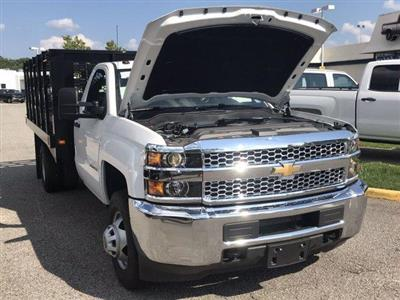 2019 Silverado 3500 Regular Cab DRW 4x2,  Knapheide Value-Master X Platform Body #CN98499 - photo 39