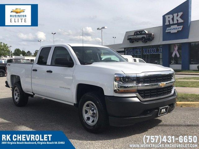 2019 Silverado 1500 Double Cab 4x4,  Pickup #CN98530 - photo 1