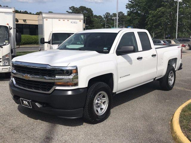 2019 Silverado 1500 Double Cab 4x4,  Pickup #CN98530 - photo 4
