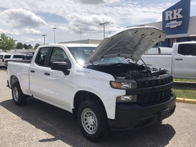 2019 Silverado 1500 Double Cab 4x2,  Pickup #CN98562 - photo 39