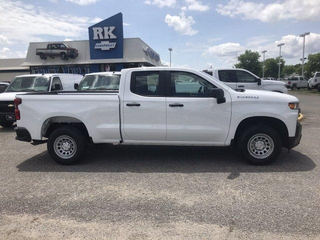 2019 Silverado 1500 Double Cab 4x2,  Pickup #CN98562 - photo 8