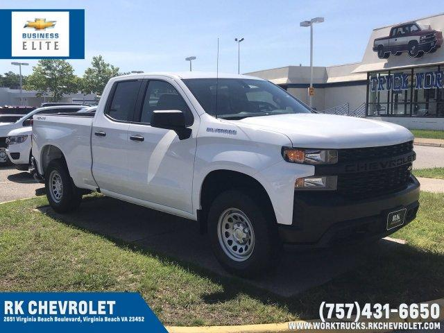 2019 Silverado 1500 Double Cab 4x4,  Pickup #CN98607 - photo 1