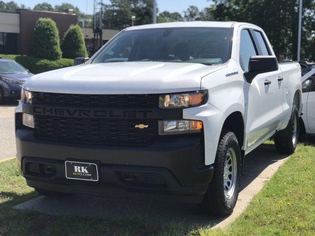 2019 Silverado 1500 Double Cab 4x4,  Pickup #CN98607 - photo 9