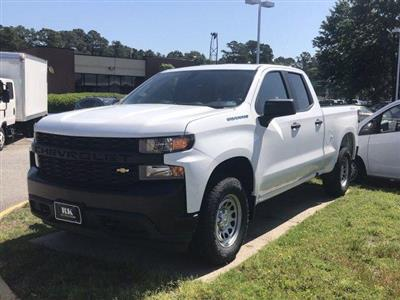2019 Silverado 1500 Double Cab 4x4,  Pickup #CN98607 - photo 4