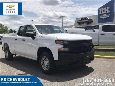2019 Silverado 1500 Double Cab 4x2,  Pickup #CN98608 - photo 1