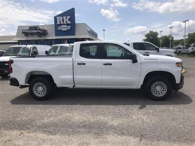 2019 Silverado 1500 Double Cab 4x2,  Pickup #CN98608 - photo 8