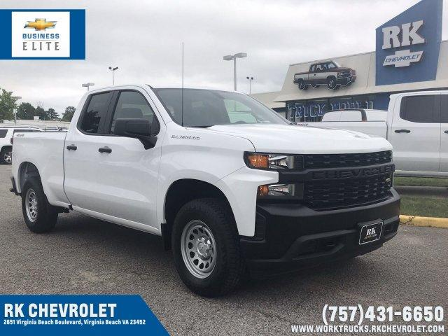 2019 Silverado 1500 Double Cab 4x4,  Pickup #CN98643 - photo 1