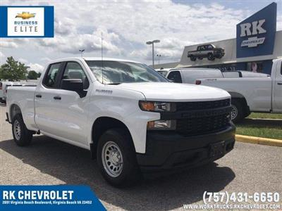 2019 Silverado 1500 Double Cab 4x2,  Pickup #CN98644 - photo 1