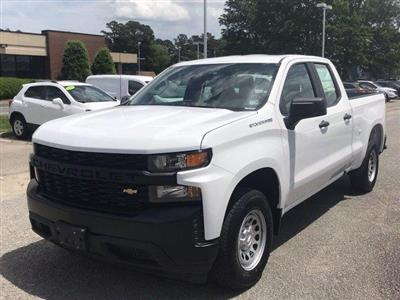 2019 Silverado 1500 Double Cab 4x2,  Pickup #CN98644 - photo 4