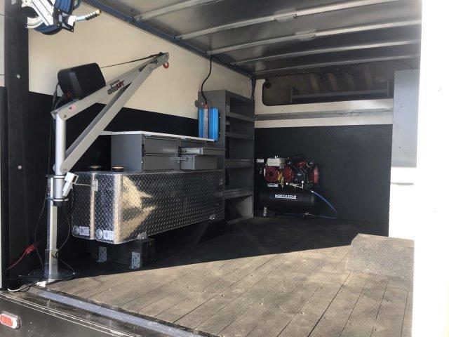 2019 Express 3500 4x2,  Supreme Spartan Cargo Cutaway Van #CN98823 - photo 15