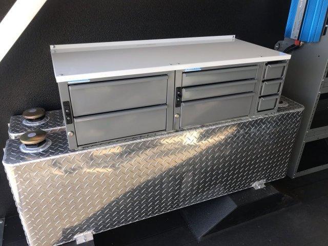 2019 Express 3500 4x2,  Supreme Spartan Cargo Cutaway Van #CN98823 - photo 17