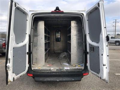2017 Sprinter 2500 4x2, Upfitted Cargo Van #CN98823A - photo 2