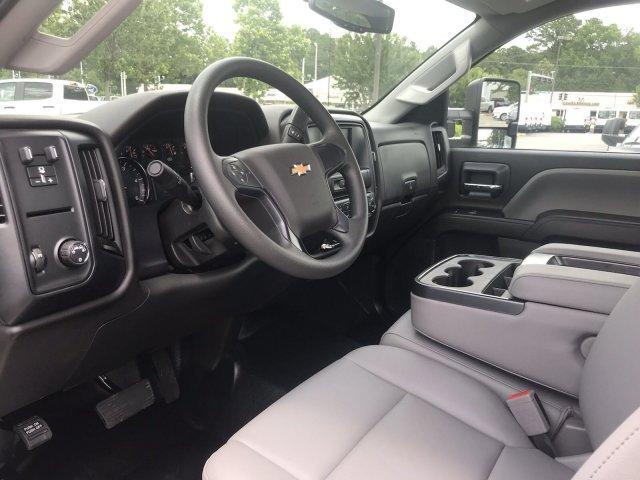 2019 Silverado Medium Duty Regular Cab DRW 4x2,  Johnie Gregory Truck Bodies, Inc. Johnie Gregory Truck Bodies Default Landscape Dump #CN98853 - photo 17