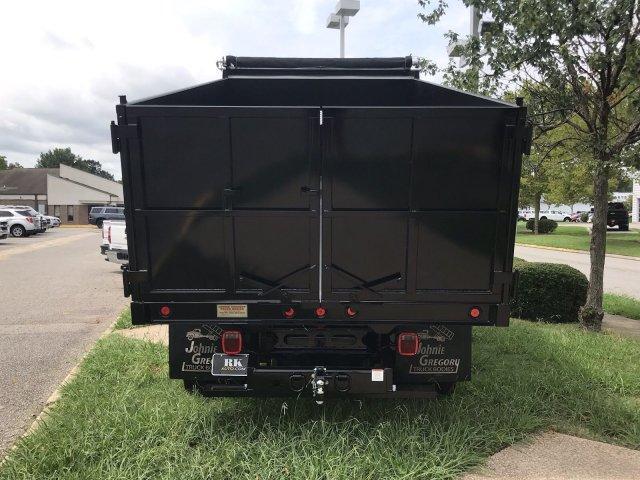 2019 Silverado Medium Duty DRW 4x2,  Johnie Gregory Truck Bodies, Inc. Johnie Gregory Truck Bodies Default Landscape Dump #CN98853 - photo 6