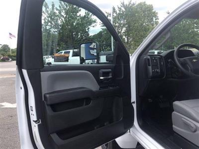 2019 Silverado Medium Duty DRW 4x2,  Johnie Gregory Truck Bodies, Inc. Johnie Gregory Truck Bodies Default Landscape Dump #CN98853 - photo 15