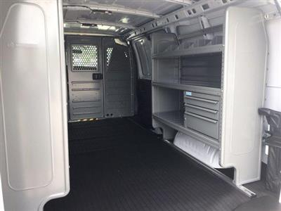 2019 Express 2500 4x2,  Adrian Steel Commercial Shelving Upfitted Cargo Van #CN98937 - photo 14
