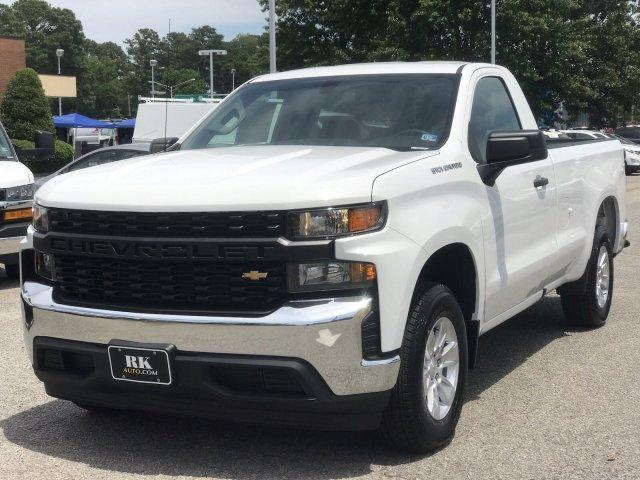 2019 Silverado 1500 Regular Cab 4x2,  Pickup #CN99025 - photo 35