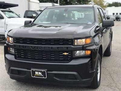 2019 Silverado 1500 Crew Cab 4x2,  Pickup #CN99056 - photo 10